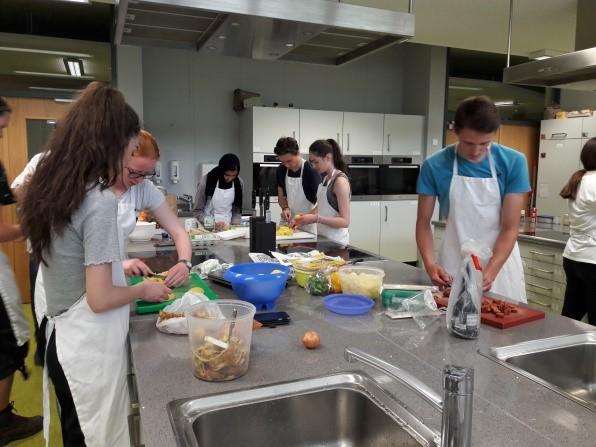 Spanische und südamerikanische Küche | Gerhart-Hauptmann-Schule ...